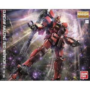 Bandai Gunpla Master Grade MG 1/100 Gundam Amazing Red Warrior