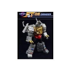 Fantoys FT-08 Grinder (Dinobot Grimlock G1)