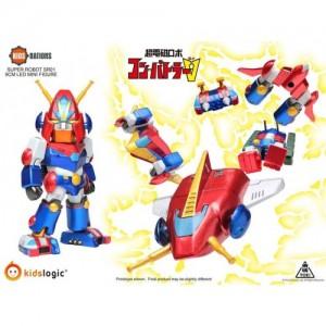 Kids Logic Super Robot SR-01 Combattler V Super Deformed