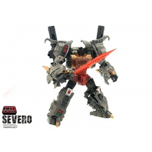 Fansproject Lost Exo-Realm - LER-04DX Severo