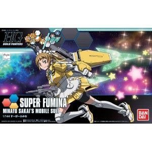 HGBF 1/144 Build Fighter Super Fumina