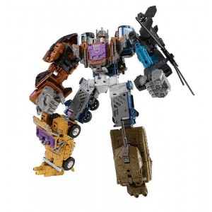 United Warriors UW-07 Bruticus