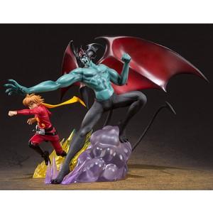 Bandai Figuarts Zero Cyborg 009 VS Devilman(Scatola Aperta)