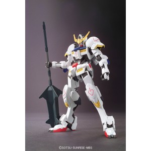 HG 1/144 Gundam Barbatos W/Long Distance Booster