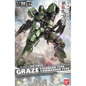 NO Grade 1/100 Graze Standard Type/Commander Type