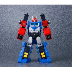 Takaratomy Transformers Masterpiece MP-31 Delta Magnus + Metal Coin(Powered Convoy Diaclone)