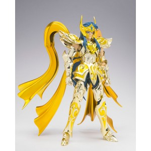 Bandai Saint Seiya Myth Cloth Camus Acquario Soul Of Gold EX
