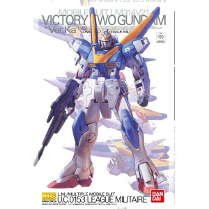 MG 1/100 Gundam Victory TWO Ver.Ka.