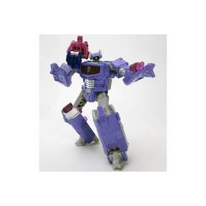 Transformers Legend LG-24 Shockwave & Cancer
