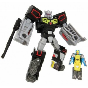 Transformers Legend LG-28 Rewind & Nightbeat