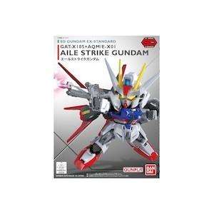 SD EX Standard 002 Gundam Aile Strike