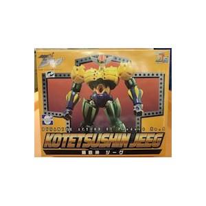 Evolution Toy Dynamite Action S04: Kotetsushin Jeeg