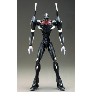 Bandai Plamo Neo Genesis Evangelion Plastic Kit: HG EVA-03 Production Model