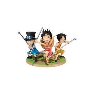 Monkey D. Luffy, Portoguese D. Ace, Sabo