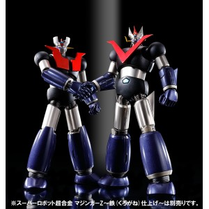 SRC Great Mazinger Kurogane Finish Version