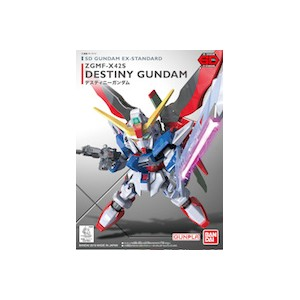 SD EX Standard 009 Gundam Destiny