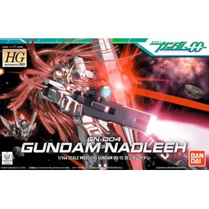 Bandai Gunpla High Grade HG 1/144 Gundam Nadleeh