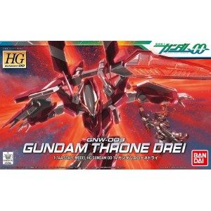Bandai Gunpla High Grade HG 1/144 Gundam Throne Drei