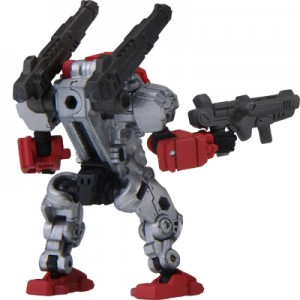 Takaratomy Diaclone Reboot: DA-02 Diaclone Powered Suit Type A(Red)