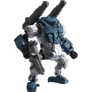 Takaratomy Diaclone Reboot: DA-03 Diaclone Powered Suit Type B(Blu)