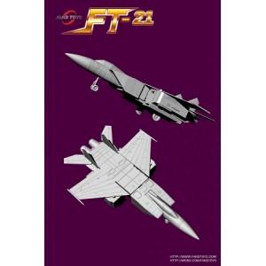 Fantoys FT-21 Berserk Aka Blitzwing Triplechanger