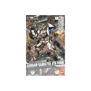 NO Grade 1/100 Gundam Barbatos  6TH Form