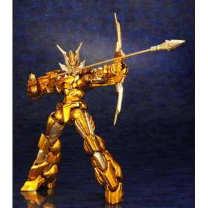 Fewture EXG Raideen The Brave Modern Gold Color Version