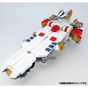 "Transformers Legend LG-41 Leo Convoy ""Triple Changer"""