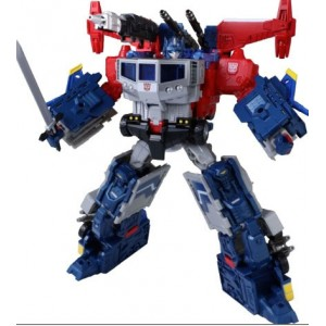 Transformers Legend LG-42 God Bomber for LG-35 Super Ginrai