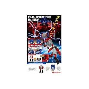 Perfect Effect PC-15 Upgrade for Ginrai/Power Master Optimus Prime