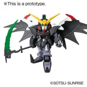 SD EX Standard 012 Gundam Deathscythe Hell