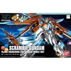 Bandai Gunpla High Grade HGBF 1/144 Gundam Scramble
