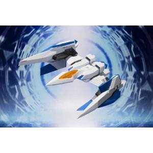 Bandai Metal Robot Spirits Gundam OO Raiser + GN Sword III