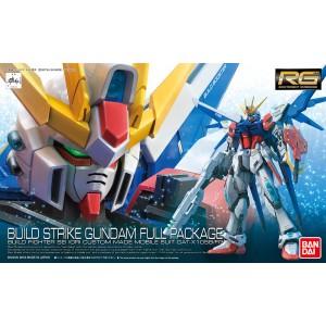 RG 1/144 Gundam Build Strike Full Package