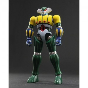 Evolution Toy Metal Dynamite Action S01 Kotetsu Jeeg