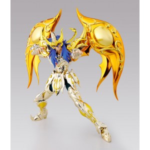Bandai Saint Seiya Myth Cloth Milo Scorpione Soul Of Gold EX