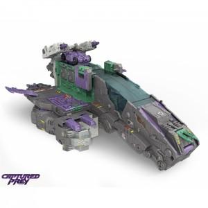 Transformers Legend LG-43 Trypticon