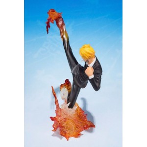 One Piece Sanji Diable Jambe Premier Hachis