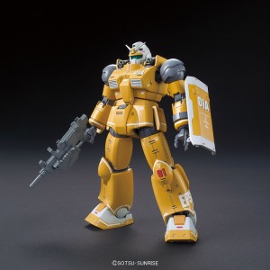 Bandai Gunpla High Grade HGUC 1/144 Guncannon Mobily Test Type/Firepower Test Type 'Origin'