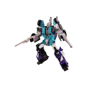 Transformers Legend LG-50 Sixshot