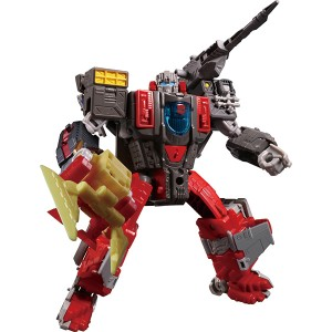 "Transformers Legend LG-53 Broadside ""Triple Changer"""