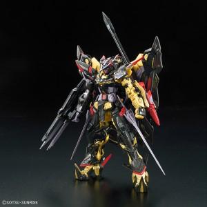 Bandai Gunpla Real Grade RG 1/144 Gundam Astray Gold Frame Amatsu Mina