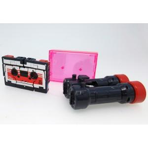 MP-15/16E Cassettebot VS Cassettetron