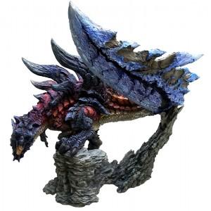 Capcom Monster Hunter Glavenus Creators Model aka Dinovalde
