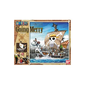 Bandai Plamo One Piece Grand Ship Collection: Going Merry MK