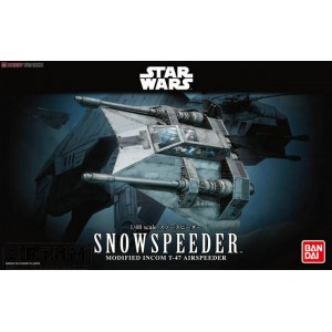 Bandai Plamo Star Wars 1/48 Snowspeeder