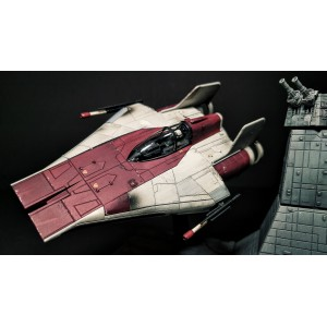 Bandai Plamo Star Wars 1/72 A-wing Starfighter