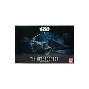 Bandai Plamo Star Wars 1/72 Tie Interceptor