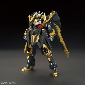 HGBF 1/144 Build Fighter Gundam Schwarzritter