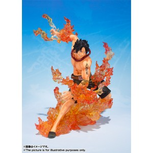 Bandai Figuarts Zero Portgas D Ace Brother's Bond